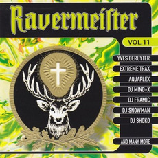 Ravermeister, Volume 11 by Various Artists