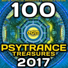 Psy Trance Treasures 2017 mp3 Compilation by Various Artists