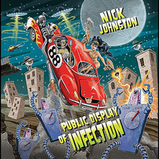 Public Display of Infection mp3 Album by Nick Johnston