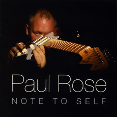 Note to Self mp3 Album by Paul Rose