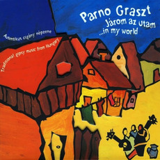 Járom az utam / ...In My World mp3 Album by Parno Graszt