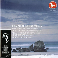 The Grieg Edition: Complete Songs, Volume V mp3 Artist Compilation by Edvard Grieg