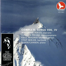 The Grieg Edition: Complete Songs, Volume IV mp3 Artist Compilation by Edvard Grieg