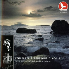The Grieg Edition: Complete Piano Music, Volume II by Edvard Grieg