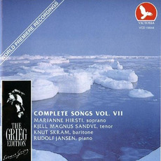 The Grieg Edition: Complete Songs, Volume VII by Edvard Grieg