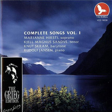 The Grieg Edition: Complete Songs, Volume I by Edvard Grieg