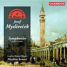 Contemporaries of Mozart, Volume 2: Josef Myslivecek: Symphonies mp3 Artist Compilation by Wolfgang Amadeus Mozart