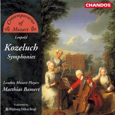 Contemporaries of Mozart, Volume 1: Leopold Kozeluch: Symphonies mp3 Artist Compilation by Wolfgang Amadeus Mozart