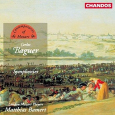 Contemporaries of Mozart, Volume 1: Carlos Baguer: Symphonies mp3 Artist Compilation by Wolfgang Amadeus Mozart