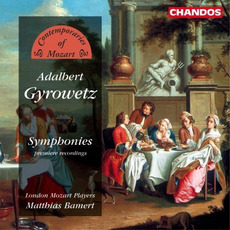 Contemporaries of Mozart, Volume 1: Adalbert Gyrowetz: Symphonies mp3 Artist Compilation by Wolfgang Amadeus Mozart