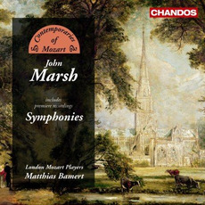 Contemporaries of Mozart, Volume 2: John Marsh: Symphonies mp3 Artist Compilation by Wolfgang Amadeus Mozart