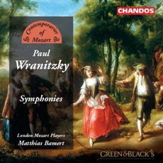 Contemporaries of Mozart, Volume 2: Paul Wranitzky: Symphonies mp3 Artist Compilation by Wolfgang Amadeus Mozart