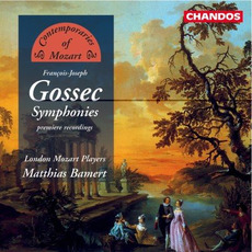 Contemporaries of Mozart, Volume 1: François-Joseph Gossec: Symphonies mp3 Artist Compilation by Wolfgang Amadeus Mozart