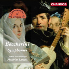 Contemporaries of Mozart, Volume 2: Luigi Boccherini: Symphonies mp3 Artist Compilation by Wolfgang Amadeus Mozart
