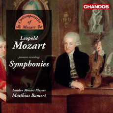 Contemporaries of Mozart, Volume 2: Leopold Mozart: Symphonies mp3 Artist Compilation by Wolfgang Amadeus Mozart