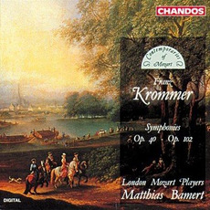 Contemporaries of Mozart, Volume 1: Franz Krommer: Symphonies Op.40 & Op.102 mp3 Artist Compilation by Wolfgang Amadeus Mozart