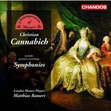 Contemporaries of Mozart, Volume 2: Johann Christian Cannabich: Symphonies mp3 Artist Compilation by Wolfgang Amadeus Mozart