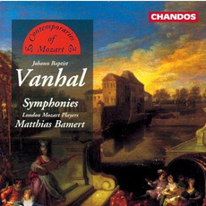 Contemporaries of Mozart, Volume 1: Johann Baptist Vanhal: Symphonies mp3 Artist Compilation by Wolfgang Amadeus Mozart