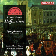 Contemporaries of Mozart, Volume 2: Franz Anton Hoffmeister: Symphonies mp3 Artist Compilation by Wolfgang Amadeus Mozart