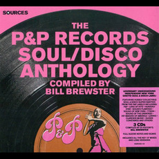 The P&P Records Soul/Disco Anthology mp3 Compilation by Various Artists