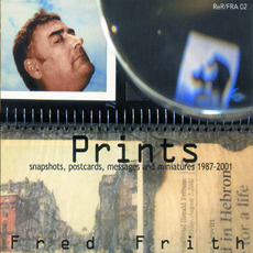 Prints mp3 Album by Fred Frith