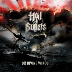 On Divine Winds (Japanese Edition) mp3 Album by Hail of Bullets
