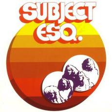 Subject ESQ. (Remastered) mp3 Album by Subject ESQ.