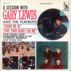 A Session With Gary Lewis and the Playboys mp3 Album by Gary Lewis & The Playboys