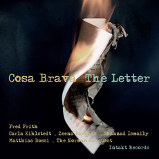 The Letter mp3 Album by Cosa Brava