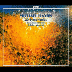 20 Symphonies mp3 Artist Compilation by Michael Haydn