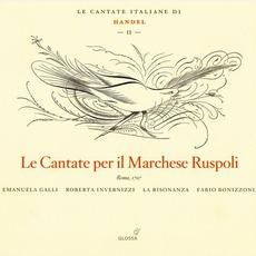 Le Cantate Italiane di Handel, Volume II mp3 Artist Compilation by George Frideric Handel