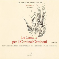 Le Cantate Italiane di Handel, Volume III mp3 Artist Compilation by George Frideric Handel