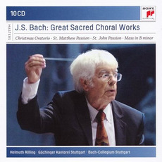 J.S. Bach: Great Sacred Choral Works mp3 Artist Compilation by Johann Sebastian Bach