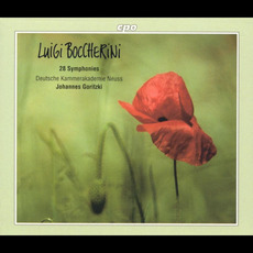 28 Symphonies mp3 Artist Compilation by Luigi Boccherini