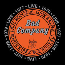 Live 1977 & 1979 mp3 Live by Bad Company