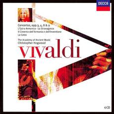 Concertos, opp.3, 4, 8 & 9 mp3 Artist Compilation by Antonio Vivaldi