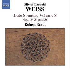 Lute Sonatas, Volume 8 mp3 Artist Compilation by Sylvius Leopold Weiss