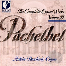 The Complete Organ Works, Volume 11 mp3 Artist Compilation by Johann Pachelbel