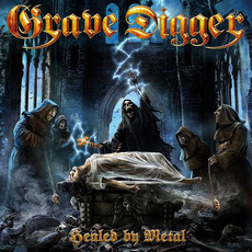 Healed By Metal (Japanese Edition) by Grave Digger