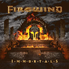 Immortals (Limited Edition) by Firewind
