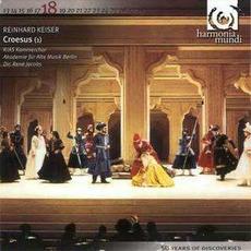 Harmonia Mundi:'50 Years of Musical Exploration, CD18 mp3 Artist Compilation by Reinhard Keiser