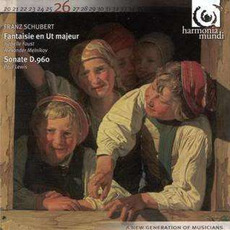 Harmonia Mundi:'50 Years of Musical Exploration, CD26 mp3 Artist Compilation by Franz Schubert