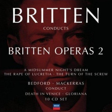 Britten conducts Britten Operas II mp3 Artist Compilation by Benjamin Britten