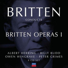 Britten Conducts Britten Operas I mp3 Artist Compilation by Benjamin Britten