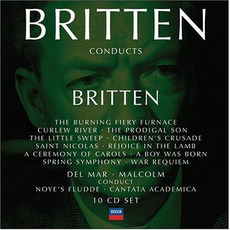 Britten Conducts Britten mp3 Artist Compilation by Benjamin Britten