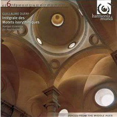 Harmonia Mundi:'50 Years of Musical Exploration, CD6 by Guillaume Dufay