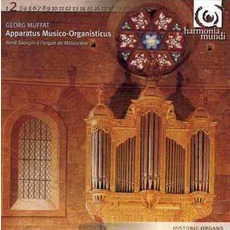 Harmonia Mundi:'50 Years of Musical Exploration, CD2 by Georg Muffat