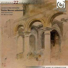 Harmonia Mundi:'50 Years of Musical Exploration, CD22 by Gioachino Rossini