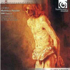 Harmonia Mundi:'50 Years of Musical Exploration, CD8 by Johann Sebastian Bach