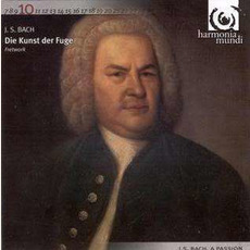 Harmonia Mundi:'50 Years of Musical Exploration, CD10 by Johann Sebastian Bach